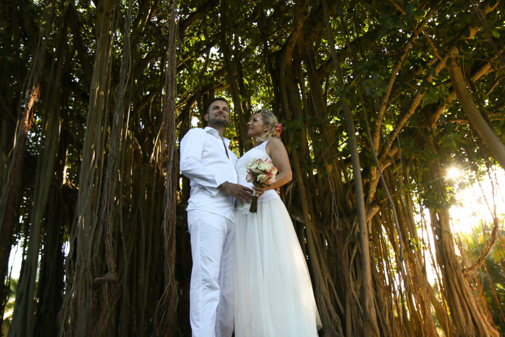 ile maurice bambouseraie mariage